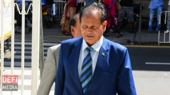 Affaire 'Bal kouler' : Patrick Soobhany nie avoir piégé Raj Dayal