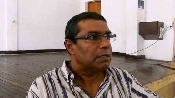 Face à une réclamation de Rs 50 M d'Air Mauritius, Raj Ramlugun donne ses explications