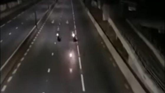 Résidence La Cure : la police chassée à coups de projectiles