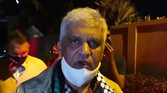 Me Rama Valayden en état d'arrestation, selon Me Mooroongapillay