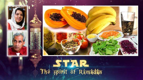 Star - The Spirit of Ramadan - Jeûner en toute quiétude : les conseils du naturopathe Imran Abdool