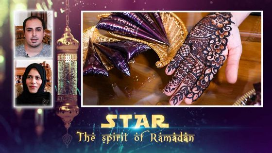Star - The Spirit of Ramadan : DIY – L'application du henné à la maison