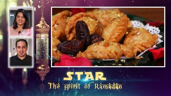 Star - The Spirit of Ramadan - Recette : le «mawa samoussa» révisité