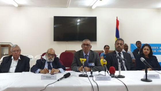 Post élections villageoises : suivez en direct la conférence de presse du Commissaire électoral, Irfan Rahman