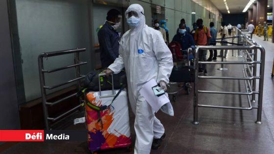 Un nouveau vol de rapatriement de Chennai et Mumbai le 27 mai