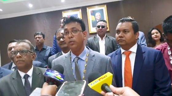 Conseil de district de Flacq : Ravi Juggoo élu nouveau président