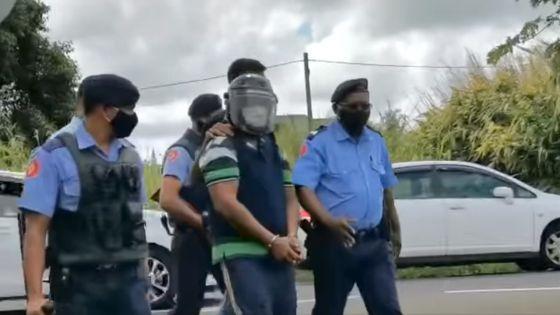 Saisie record de drogue à Pointe-aux-Cannoniers  : Sewdanand Rawah provisoirement inculpé de complicité devant la justice