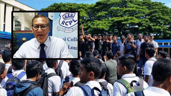Henry Wan Wing Kai, recteur du RCPL : « Le chiffre 9 est un chiffre symbolique pour le collège qui fêtera ses 90 ans cette année »