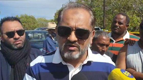 Fuite d'huile du MV Wakashio : «Ce drame aurait pu être évité», dit Reza Uteem