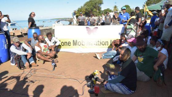 Wakashio : « Le PM doit présenter ses excuses à la population », dit Stefan Gua