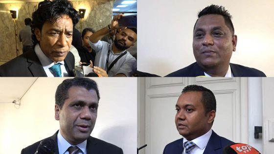 Discours-programme : voici la réaction de quelques ministres