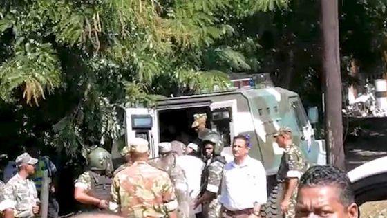 Foule hostile à Vallée-des-Prêtres : l'un des présumés meurtriers de Swaley Futta échappe de peu à un lynchage