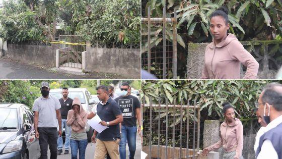 Crime de Sadally : la présumée meurtrière d'une ex-maîtresse d'école de 81 ans revient sur les lieux du crime