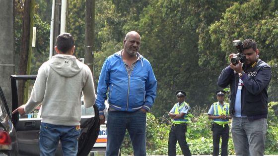 Vacoas : mort de Seewajee Bhikoo, Jevin Rama revient sur les lieux