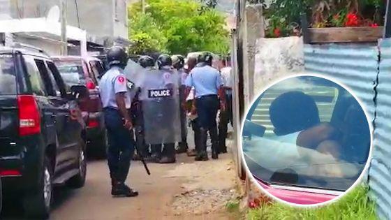 Meurtre d'Alwin Imbée à Résidence La Cure : le suspect de retour sur les lieux du drame