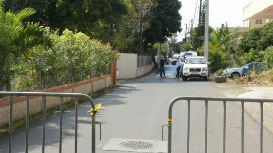 Meurtre d'Edward Bernard Lajeune : le présumé meurtrier retourne sur les lieux du crime