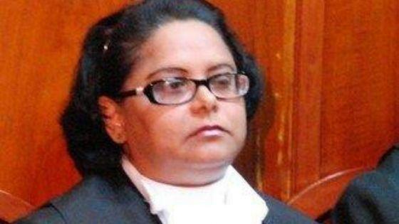 Judiciaire : Rehana Mungly-Gulbul nommée Senior Puisne Judge