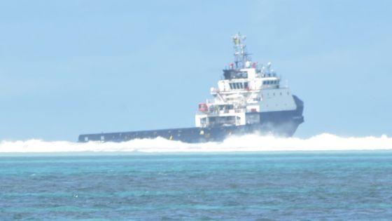 Renflouage du MV Wakashio : Un remorqueur réunionnais arrive ce samedi après-midi