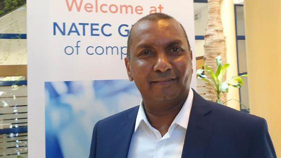 Padayachy : «Il faut exporter nos produits pharmaceutiques»