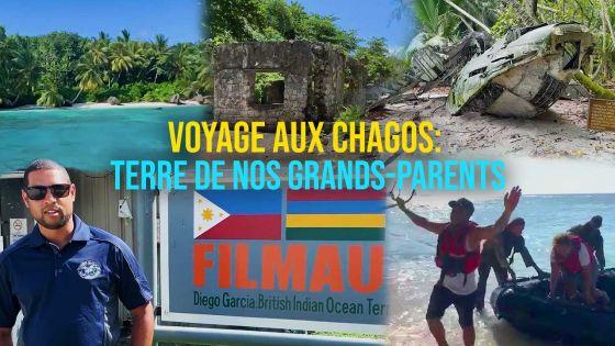 Deux jeunes racontent leur voyage aux Chagos : «Isi ki nou zistwar finn koumanse»