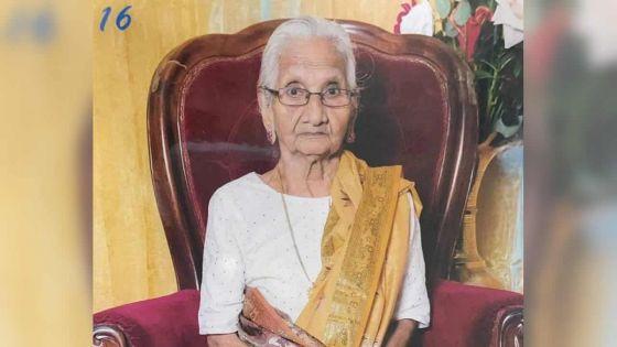 La doyenne des Mauriciens s'est éteinte à l'âge de 110 ans