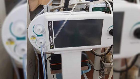 Fournis par Pack and Blister : nouvelle polémique autour des respirateurs artificiels