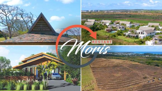 [Restart Moris] Bois des Champs : un projet résidentiel conçu pour les Mauriciens