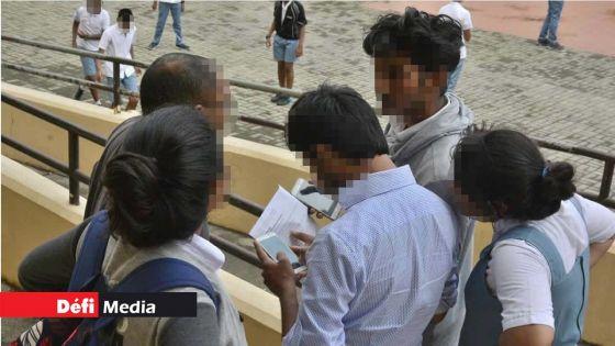 Ayant décroché 4 'credits' au SC : six collégiens considérant que leur droit à l'éducation est bafoué comptent alerter l'Unesco