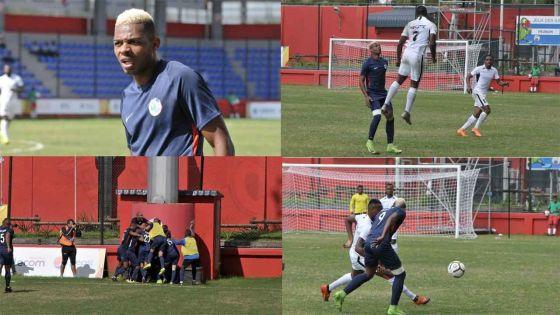 JIOI – Football : Victoire de La Réunion contre Mayotte
