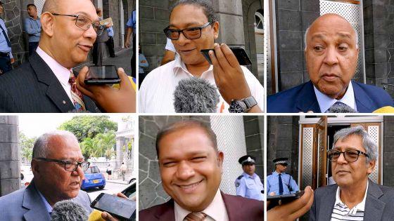 Rentrée parlementaire : le départ de Vishnu Lutchmeenaraidoo n'affectera pas l'agenda du gouvernement selon la majorité