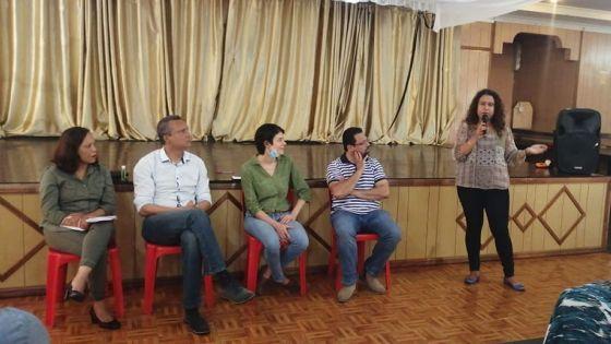 Réunion à Vacoas-Phoenix : Les ministres Ganoo et Obeegadoo critiqués