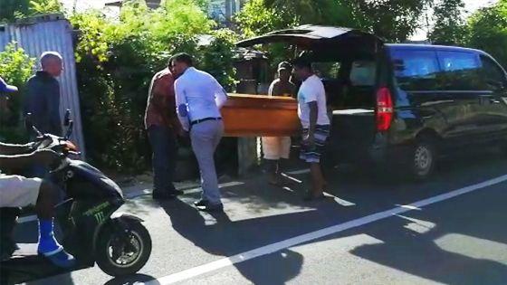 Décès de Revena Hollandais et de son fils : les obsèques se déroulent aujourd'hui