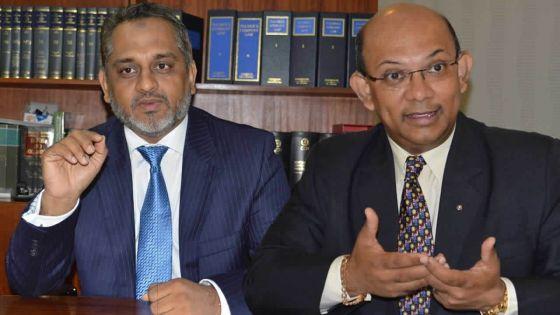Changement de position de l'Icac dans l'affaire MedPoint : duel Reza Uteem/Etienne Sinatamboo