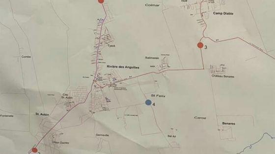 Zone rouge : le bureau de l'Emploi à Rivière-des-Anguilles temporairement fermé