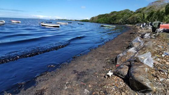 Naufrage et fuite d'huile du Wakashio : La Réunion active une cellule de crise pour aider Maurice