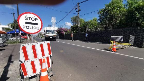 Zone rouge à Bonne Terre : Les précisions de la police sur les transports et les achats