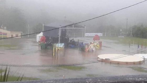 Rodrigues : Une naissance en plein cyclone tropical intense Joaninha