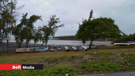 Météo : avis de vent forts et fortes houles à Rodrigues