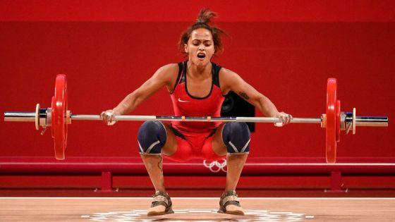 Jeux olympiques - Haltérophilie : Roilya Ranaivosoa prend la 11ème place