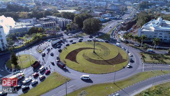 Éliminer les ronds-points pour réduire les embouteillages