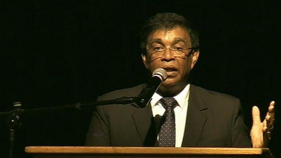 Pour sa première sortie officielle, le Président Roopun plaide pour l'inscription du sega tambour des Chagos au patrimoine mondial de l'Unesco