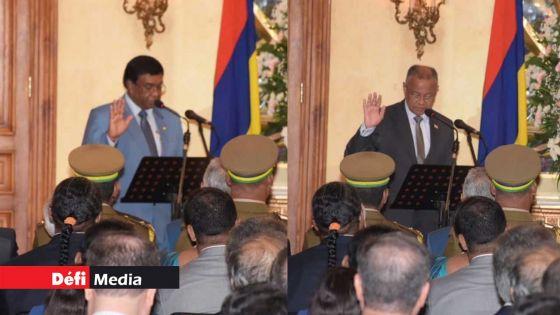 Choix du Président et du vice-président : aucun membre de l'opposition ne s'est levé au Parlement pour contester, note Collendavelloo
