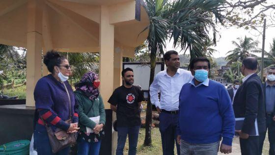 Naufrage du Wakashio : l'opération de pompage de fioul redémarre ce lundi après-midi, indique Kavi Ramano