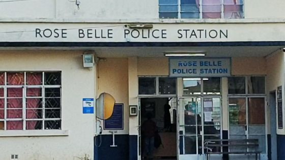 À Rose-Belle : le poste de police enregistre deux volsen une journée