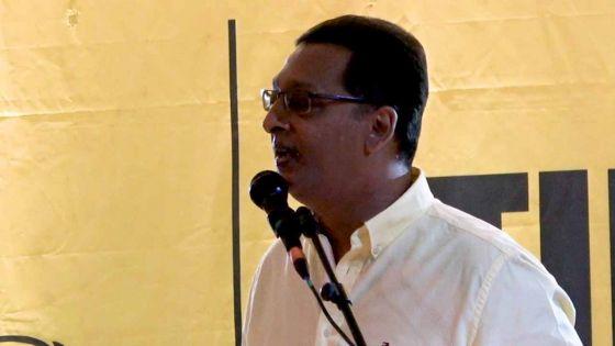 A Mont-Roches : Bhadain lance un défi à Pravind Jugnauth et Navin Ramgoolam