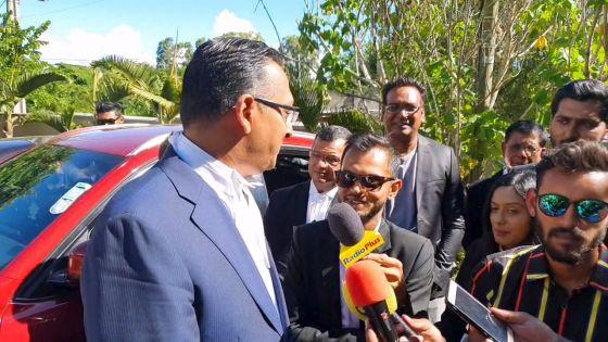 Démission de Boolell comme leader de l'Opposition : «Il ne faut pas se tromper d'adversaire», dit Bhadain