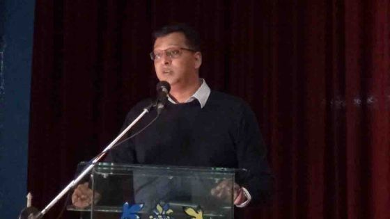 Roshi Bhadain demande à Navin Ramgoolam de revoir le tracé du Metro Express, s'il revient au pouvoir