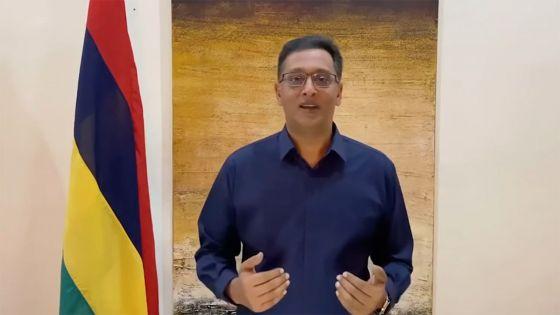 Message du Nouvel An : Roshi Bhadain évoque les défis à la relever en 2021