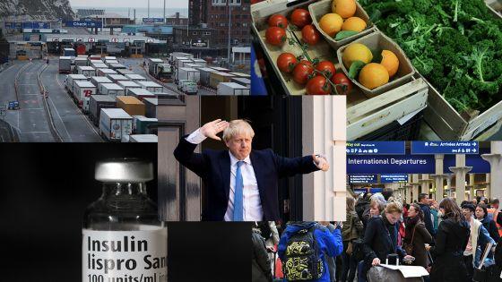 Royaume-Uni : Les conséquences d'un Brexit sans accord se précisent