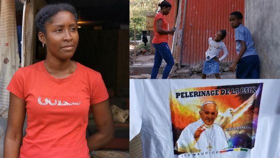 La famille Flore : Entre excitation et impatience pour rencontrer le pape